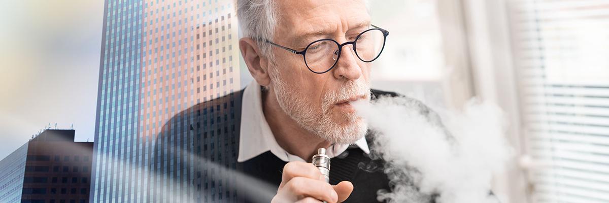 Koniec falošných obáv z používania elektronických cigariet
