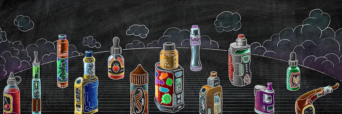 Ako správne skladovať e-liquid?