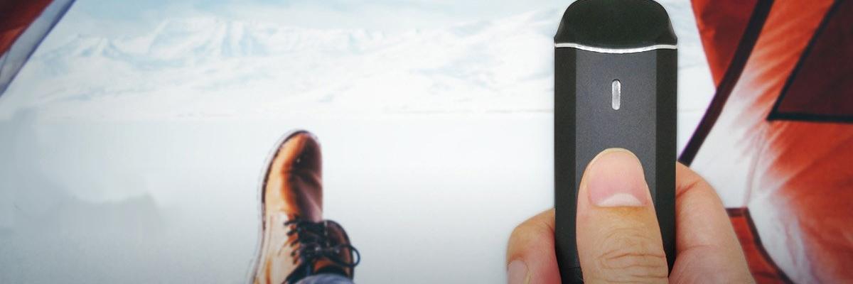 Automatické e-cigarety