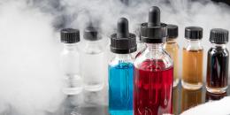 Miešanie e-liquidov