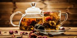 Výber čajových príchutí