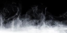 Kouř, nebo pára?