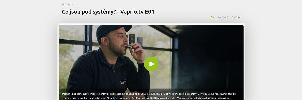 Štartuje Vaprio.tv