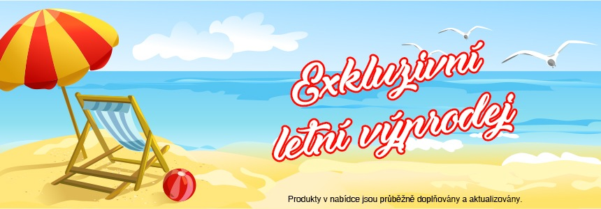 Exkluzivní letní výprodej