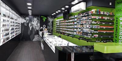 Prodejna Vaprio Karlovy Vary opět otevřena