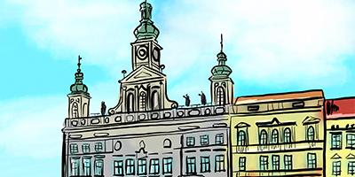 Dovolená s Vaprio - hrajte tento týden o víkendový pobyt v Českých Budějovicích