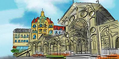 Dovolenka s Vaprio - hrajte tento týždeň o víkendový pobyt v Karlových Varoch