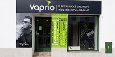 Otevíráme Vaprio Říčany u Prahy