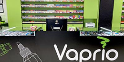 Prodejna Vaprio ve Zlíně na nové adrese - větší a modernější