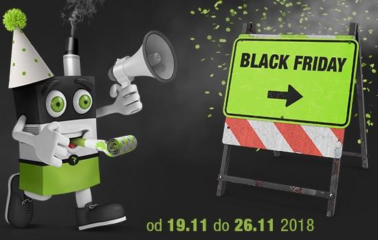 Odstartoval Black Friday týden! Slevy až 65%