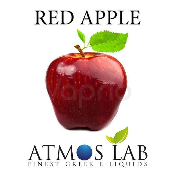 Červené jablko / Apple Red - příchuť Atmos Lab
