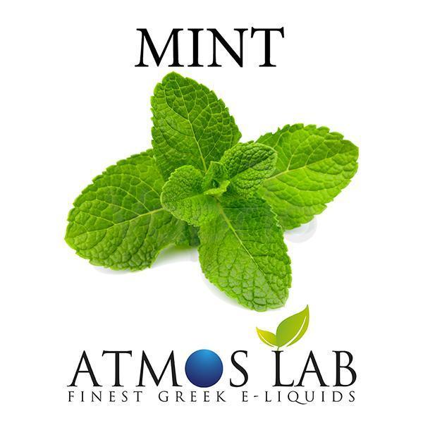 Máta / Mint - příchuť Atmos Lab