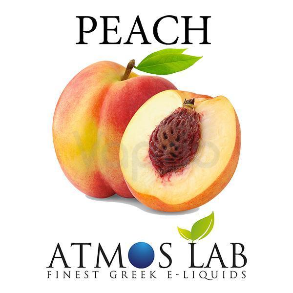 Broskev / Peach - příchuť Atmos Lab