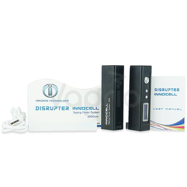 50W Innokin Disrupter InnoCell VV/VW sada - 2000mAh