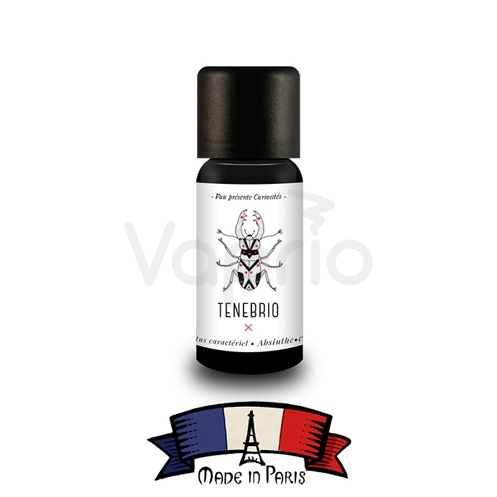 Tenebrio - prémiový liquid Curiosités