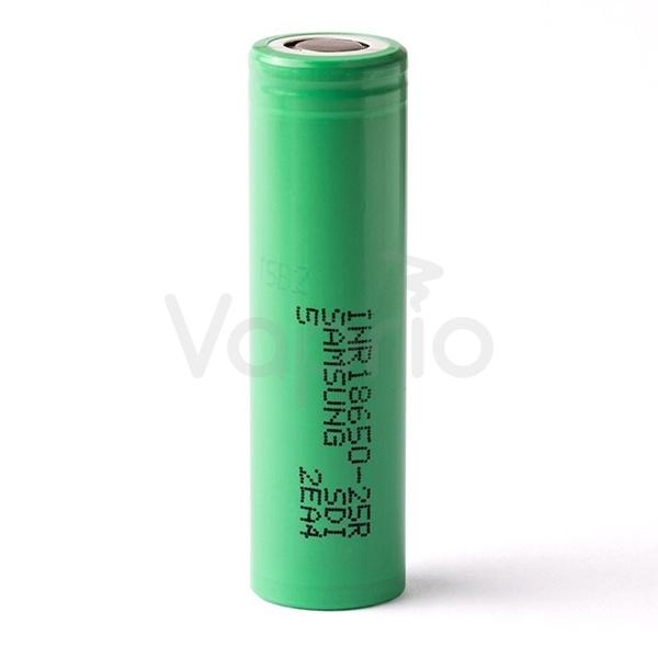 SAMSUNG INR18650-25R 2500mAh Baterie - 12C, 20A