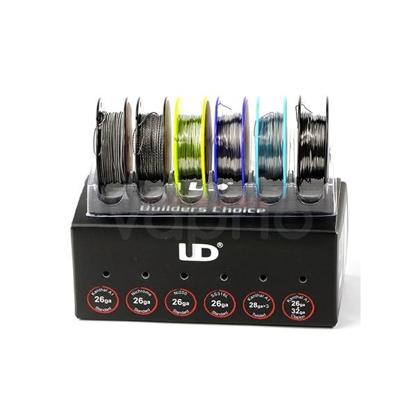 UD Box s odporovými dráty