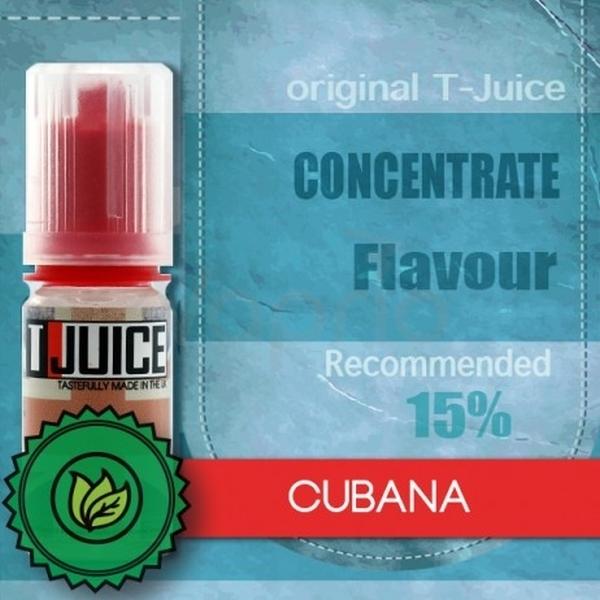 Cubana - příchuť T-Juice