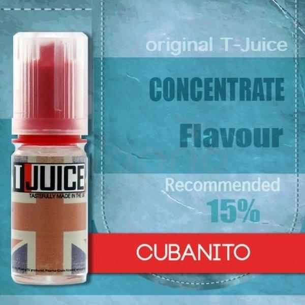 Cubanito - příchuť T-Juice