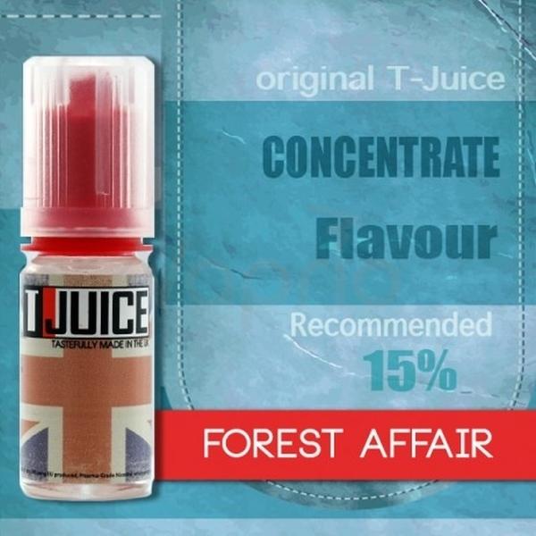 Forest Affair - příchuť T-Juice