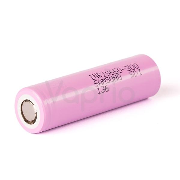 Battery SAMSUNG INR18650-30Q 3000mAh - 5C, 15A