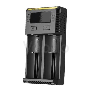 i2 Nitecore V2 - inteligentní nabíječka - 2 sloty - verze 2016