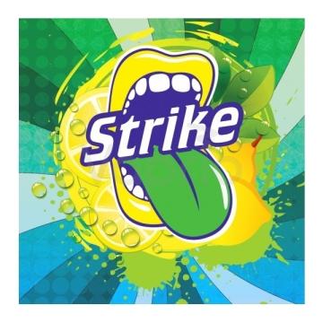 Příchut Big Mouth - Strike