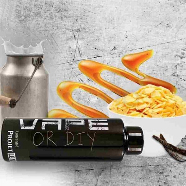 Vape or DIY příchuť - Vanilkový pudink (Project Lenny)
