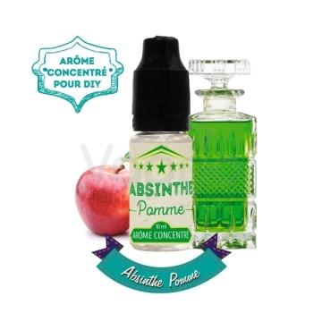 Příchuť Cirkus - Jablkový absinth / Apple Absinthe