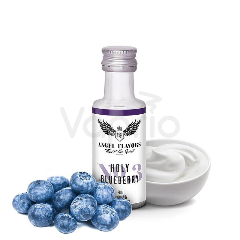 Angel Flavors - Heidelberre mit Cannoli (Holy Blueberry)