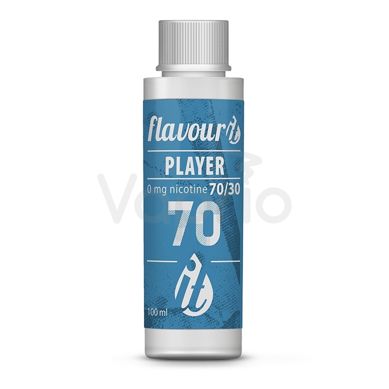 Flavourit PLAYER báze - 70/30 - Dripper, 100ml