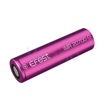 Batéria Efest IMR 20700 - 3000mAh 30A