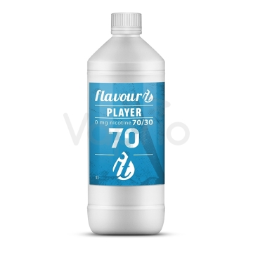Flavourit PLAYER báza - 70/30 - Dripper, 1000ml