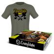 CrazyVape T-shirt - Vape Life
