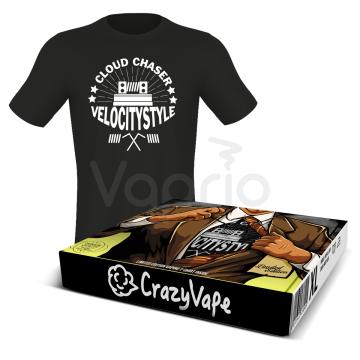 Tričko CrazyVape - Velocity