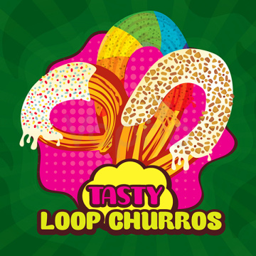 Loop Churros - Big Mouth Tasty Flavor