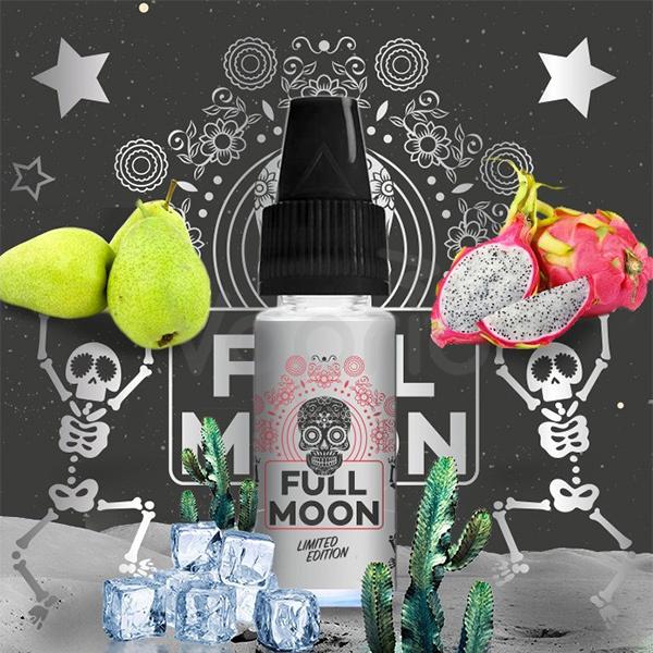 Full Moon - Silver (Drachenfrucht, Cactus und Birne)