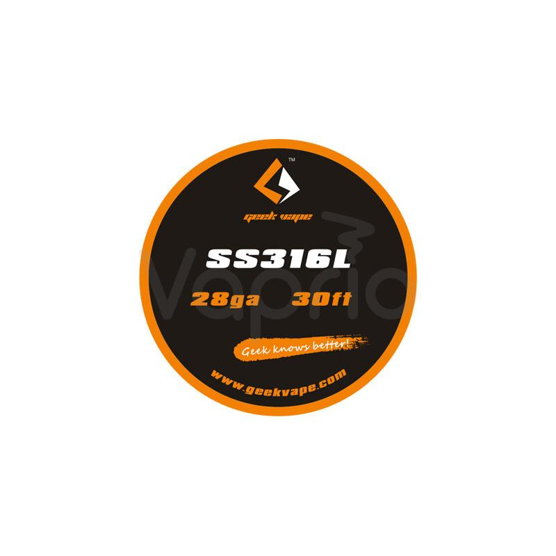 GeekVape SS316L odporový drát, 9m