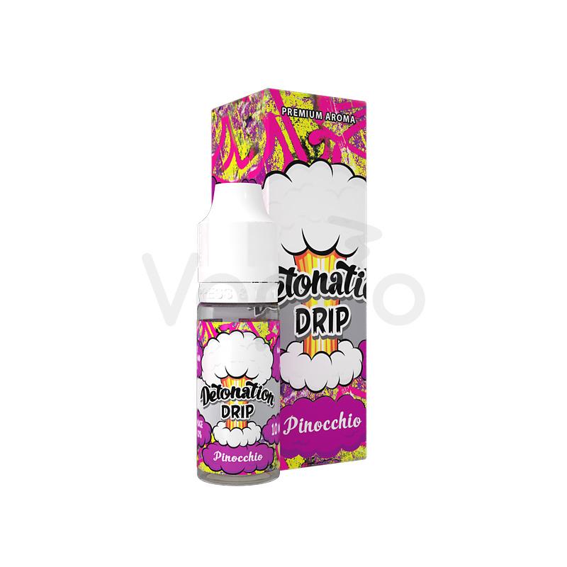 Detonation Drip - Ovocné toffee (Pinocchio)