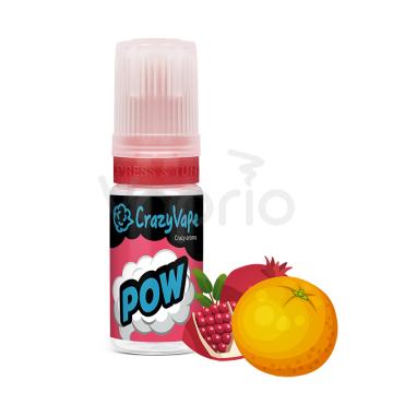 CrazyVape príchuť POW (Grapefruit s grenadinou)