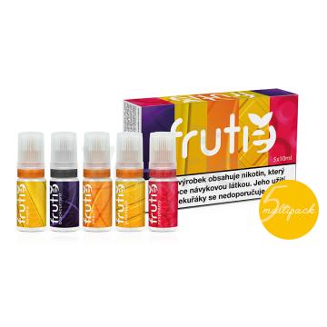 Frutie Variety Pack Tetra - 5x10ml