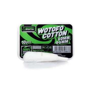 Wotofo Profile RDA 6mm organická vata, 10ks