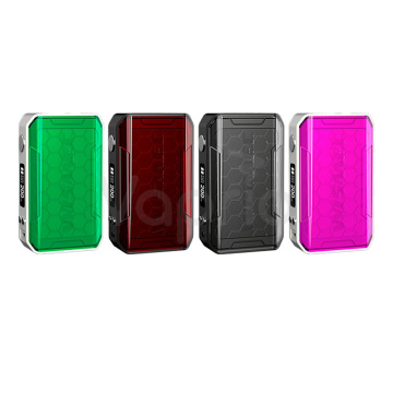 WISMEC SINUOUS V200 200W TC Box Mod