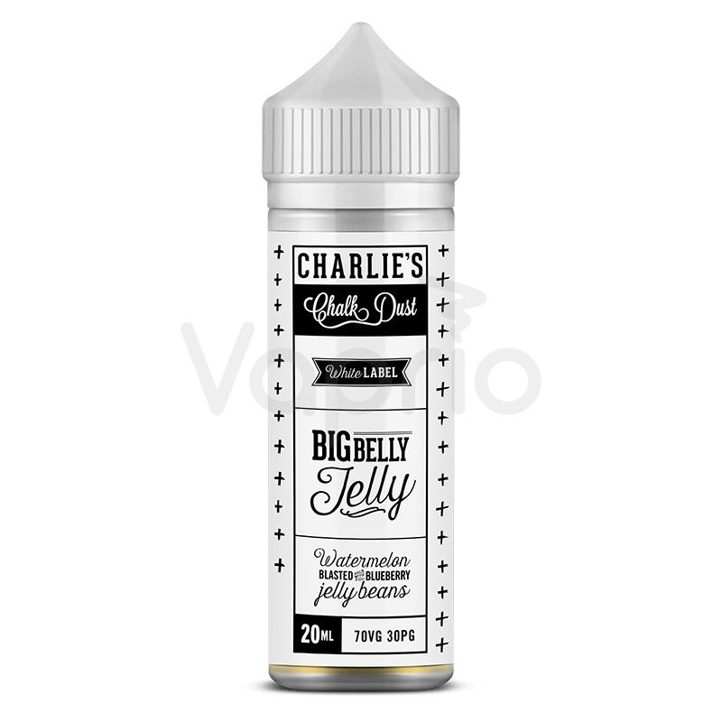 Charlie´s Chalk Dust - Big Belly Jelly - Shake and Vape