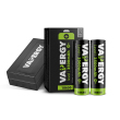 Vapergy Level Battery 18650, 3500mAh, 20A - 2ks + Case