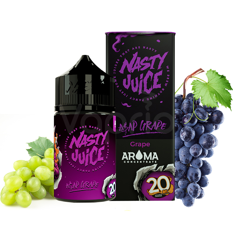 NASTY JUICE - ASAP Grape