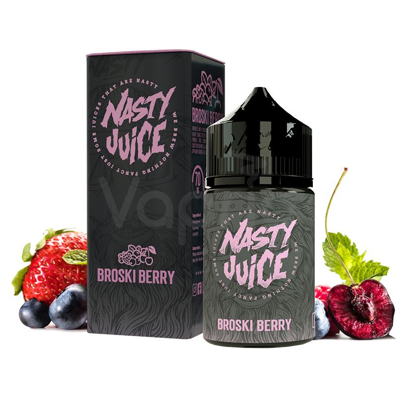 NASTY JUICE - Broski Berry