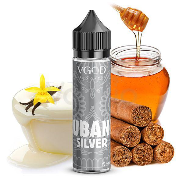 VGOD - Cubano Silver - Longfill