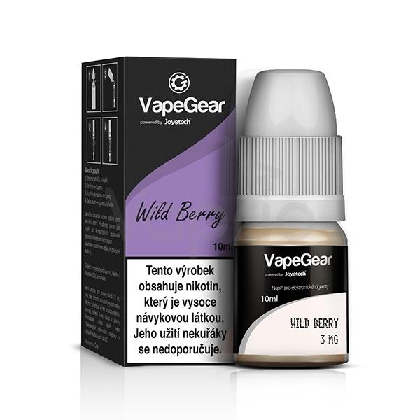 Lesní Směs / Wild Blueberry - PG+VG Joyetech (VapeGear) liquid 10ml