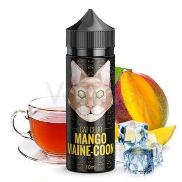 Cat Club - Mango Maine-Coon - Shake and Vape